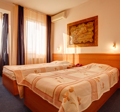 Hotel Rocentro - rooms